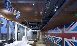 Trụ sở rực rỡ của Google tại London
