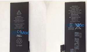 Pin của iPhone 5 bị rò rỉ