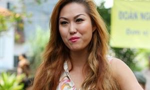 Clip Phi Thanh Vân hát live không cần nhạc