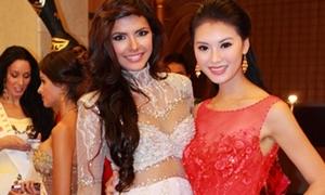 'Kịch bản' cho đêm chung kết Miss World 2012