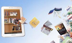 Ngày hội đổi sách lấy ngay Samsung Galaxy Tab 2 7.0