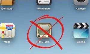 Apple xóa ứng dựng Youtube khỏi iOS: Một phần của tuyên ngôn độc lập với Google?