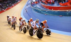 Olympics London dưới góc nhìn Tilt-shift