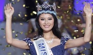 Trung Quốc đoạt vương miện Miss World 2012