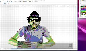 Clip phim dựng từ Excel độc nhất vô nhị