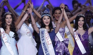 Khoảnh khắc ấn tượng đêm chung kết Miss World 2012