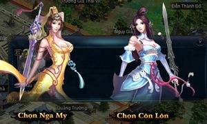 Game online đáng chú ý cuối tháng 8 tại Việt Nam