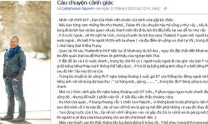 Xôn xao chuyện lừa bán người ở Nha Trang