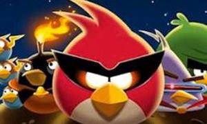 Angry Birds 'tấn công' sao Hoả