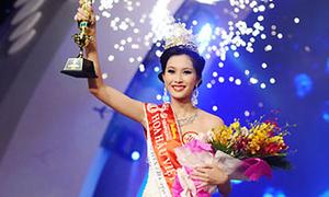Hoa hậu Thu Thảo tiếc vì chung kết thiếu Vương Thu Phương
