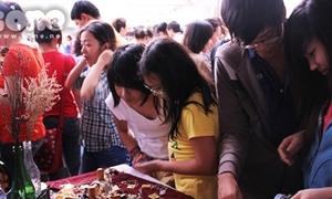 Teen Sài Thành 'khoe' đồ độc trong ngày hội handmade