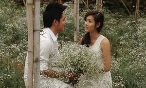 'Túm gọn' Diệp Bảo Ngọc chụp ảnh cưới tại Đà Lạt