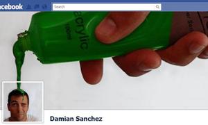 Tạo cá tính riêng với ảnh Timeline Facebook 'độc' và lạ