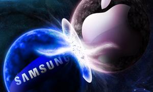 Chuyện chế hài hước: Samsung trả tiền phạt cho Apple bằng xu