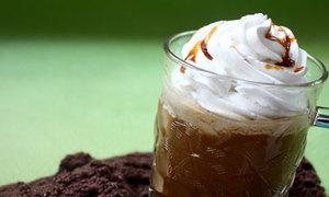 Ngọt ngào hương vị cà phê caramen