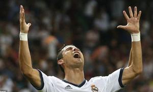 Đè bẹp Barcelona, Real Madrid đăng quang siêu cúp Tây Ban Nha