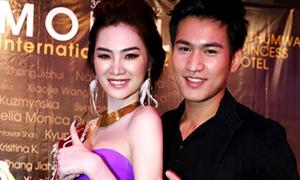 Ngọc Oanh đoạt giải Siêu mẫu áo tắm