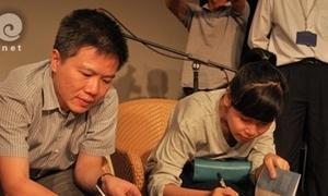 'Ngô Bảo Châu viết tiểu thuyết giống như Công Vinh viết văn'