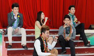 V.Music biến hóa cùng Vân Trang trên sân khấu