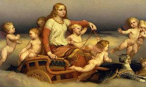 Những nữ thần sắc đẹp trong thần thoại các nước