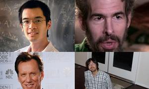 10 nhân vật thông minh nhất thế giới