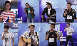 'Vũ khí' bí mật của top 8 nam Vietnam Idol