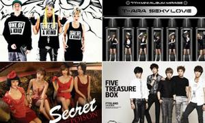 7 album Kpop 'bỏ thì sẽ tiếc' trong tháng 9