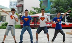 Top 8 nam Vietnam Idol 'bấn loạn' nhảy 'Gangnam Style'