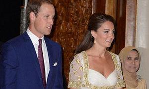 Vợ hoàng tử Anh William đối diện scandal lộ ảnh ngực trần