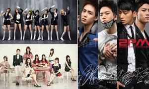 3 nhóm Idol Hàn từng bị tẩy chay kịch liệt