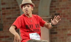 Clip thí sinh chạy thận giai đoạn cuối nhảy hiphop cực đỉnh