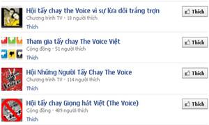 Teen rầm rộ tẩy chay Giọng hát Việt