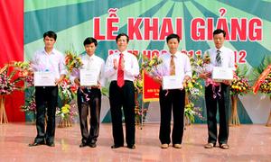 Thầy, trò trường Vĩnh Bảo bật mí bí quyết lập kỷ lục Việt Nam