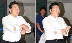 Psy nói 'không' với 'Gangnam Style' bản tiếng Anh