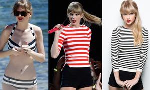 Taylor Swift hết say hoa lại mê kẻ