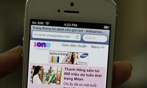 'Đập hộp' iPhone 5, nghe gọi êm ru tại Việt Nam