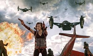 'Resident Evil 5 Retribution': Mỹ nhân báo thù