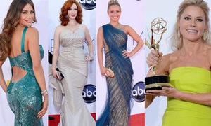 Emmy 2012 nhiều U40 vẫn đầy gợi cảm