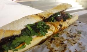 Bánh mì Việt 'nổi như cồn' ở Mỹ