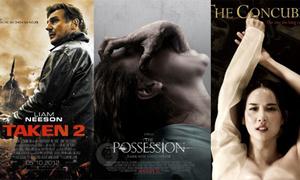 Tràn ngập xúc cảm với 16 phim ra rạp tháng 10