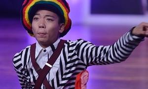 Hoa Đức Công chia tay cuộc thi nhảy vì sức khỏe bất ổn