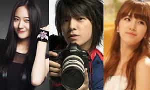 Sao Hàn hân hoan đón sinh nhật tháng 10