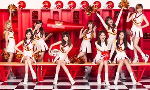SNSD lập hattrick trên Oricon