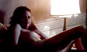 Kristen Stewart lộ ảnh nude trong 'On The Road'