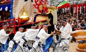 Tưng bừng mùa lễ hội trên toàn thế giới