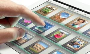 iPad mới có thể dùng cổng kết nối Lightning