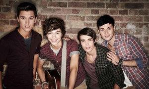 'One Direction có nguy cơ bị soán ngôi'