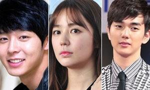 Yoo Seung Ho là tình địch mới của Yoo Chun JYJ