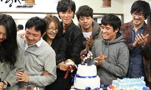 Đoàn phim 'Arang and The Magistrate' mở tiệc chia tay