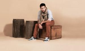 Ngắm Messi bảnh bao làm người mẫu